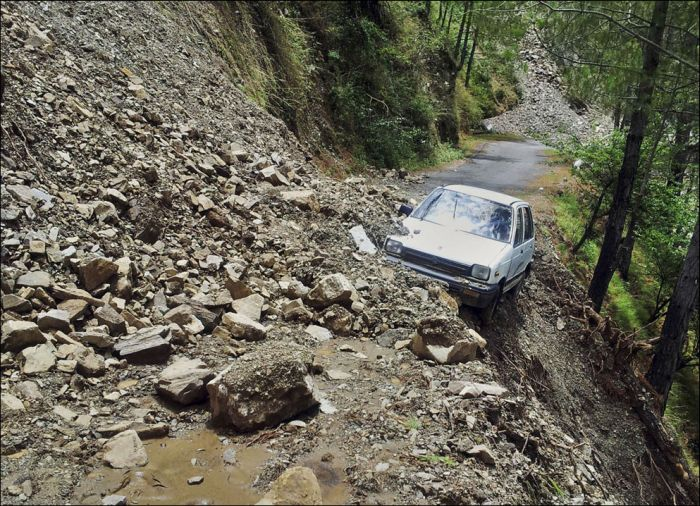 India Floods (23 pics)