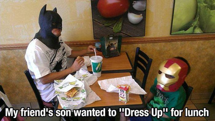 Amazing Dads (32 pics)