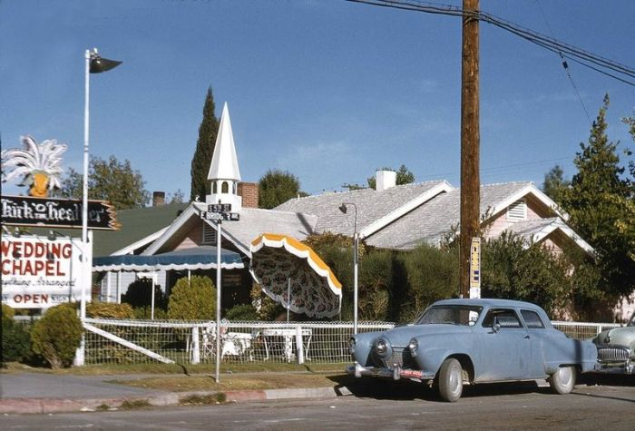 USA in the 50s-70s (85 pics)