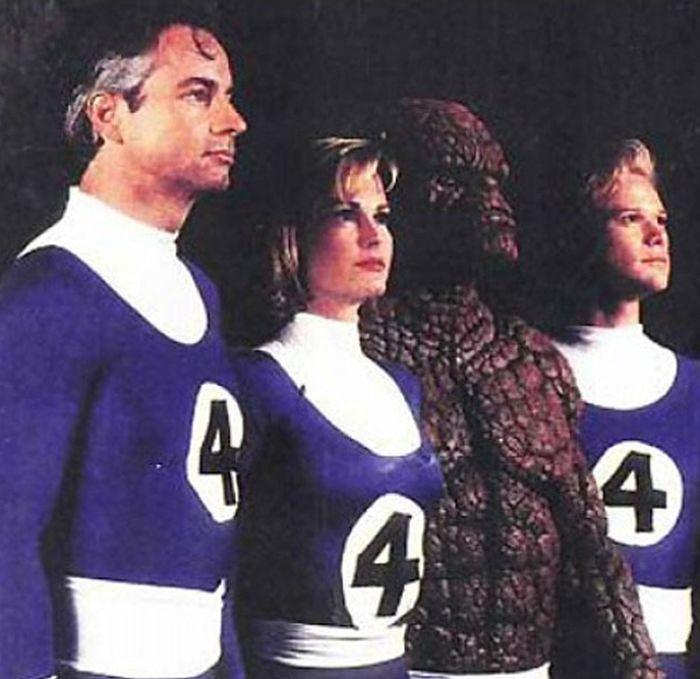 How the Superhero Fashion Has Changed (47 pics)