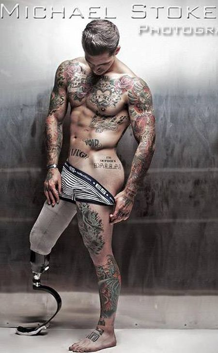 Male Model Alex Minsky (13 pics)