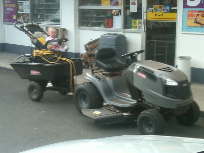 Child Transportation (3 pics)