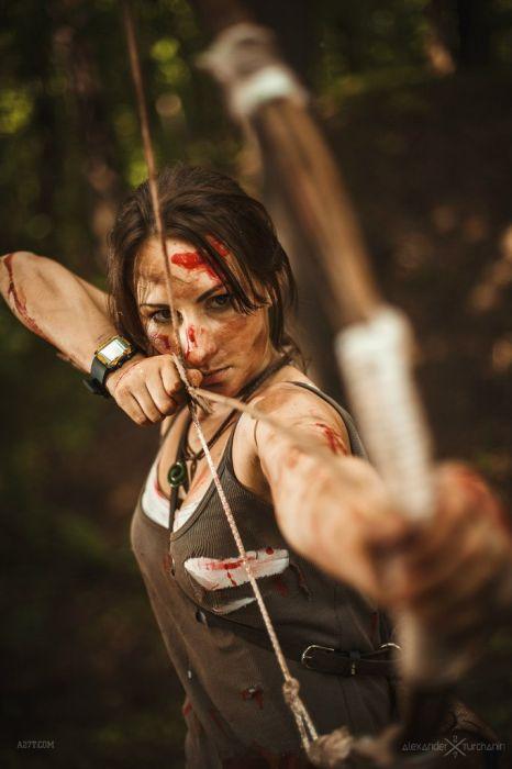 Russian Lara Croft (11 pics)