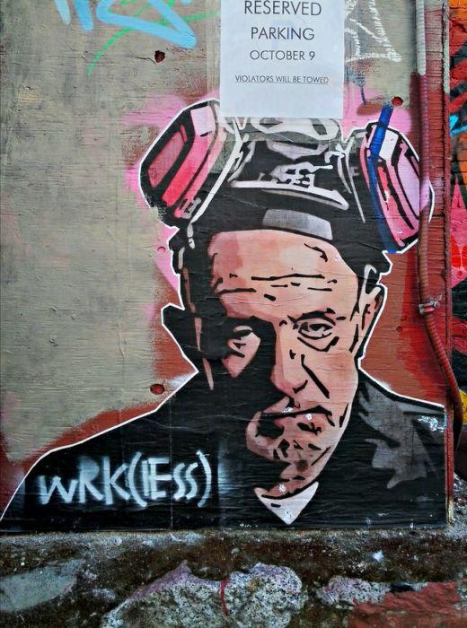 Breaking Bad Street Art (20 pics)