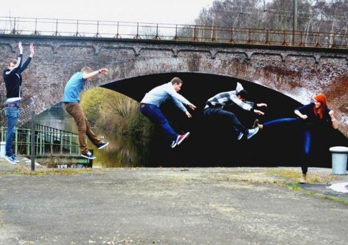 Unbelievable Photos That Are Not Photoshopped. Part 2 (53 pics)