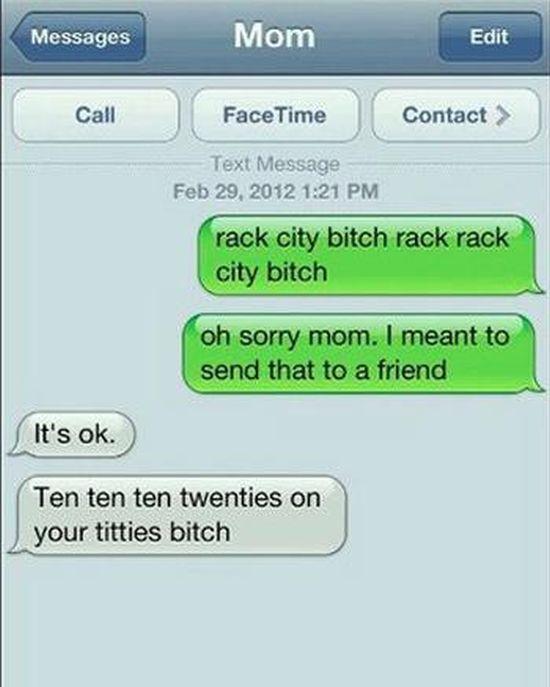 Hilarious Wrong Number Texts (20 pics)
