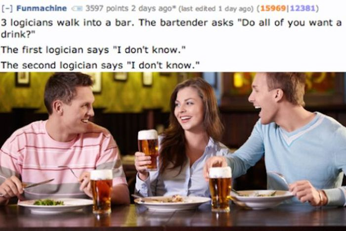 Jokes for Smart People (21 pics)