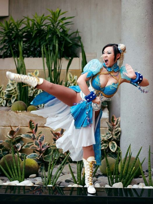Examples of Good Cosplay (38 pics)