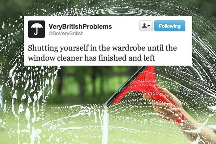 Very British Problems (30 pics)
