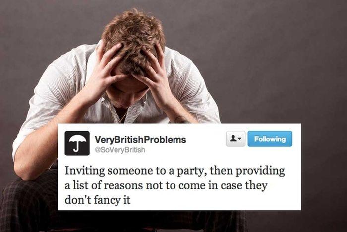 Very British Problems (30 pics)