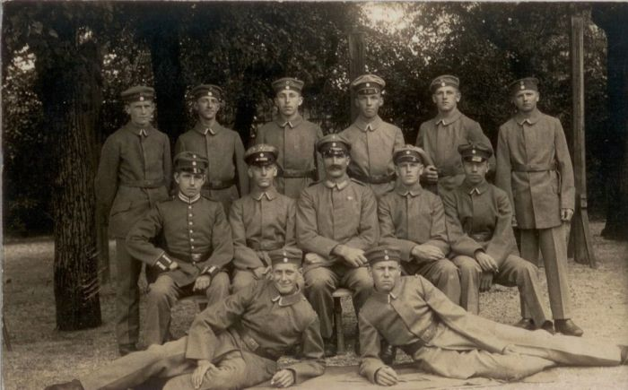 German Soldiers During WWI (51 pics)