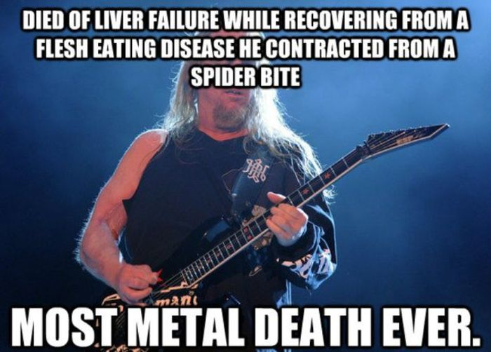 Funny Musician Meme : Photos for metal lovers 35 pics