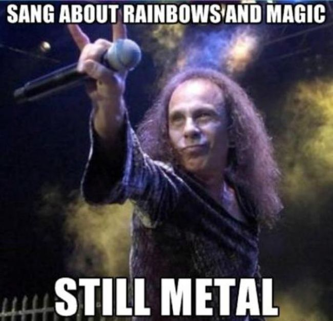 Funny Photos for Metal Lovers (35 pics)