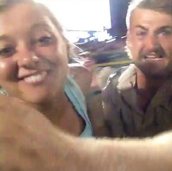 The Best Selfie Ever (2 pics)