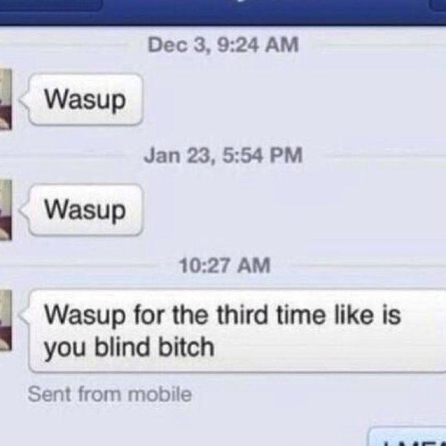 Stupid Facebook Chats (21 pics)