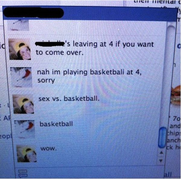 Stupid Facebook Chats (21 pics)