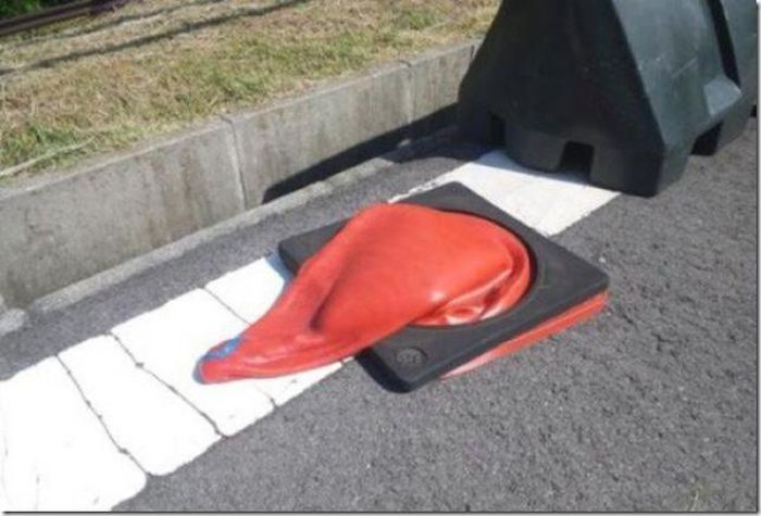 Signs It's Too Hot Outside (20 pics)