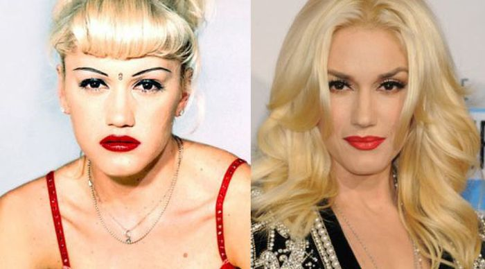 '90s Pop Stars Then and Now (41 pics)
