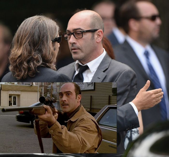 The Sopranos Then and Now (15 pics)