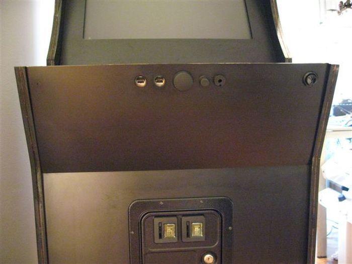 Homemade Arcade Game Machine (47 pics)