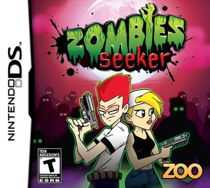 The Worst Names And Cover Art of Video Games (23 pics)