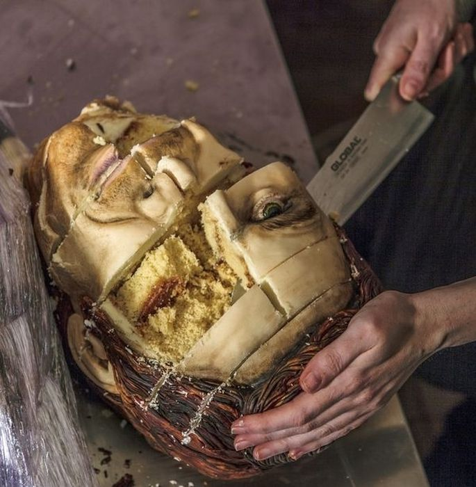 Dexter Cake (9 pics)