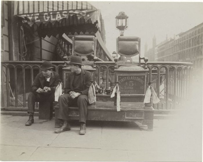 People of New York in the Late 1800s (33 pics)