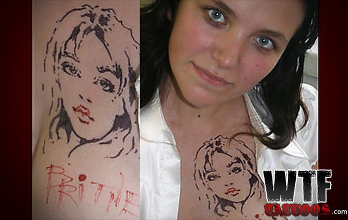 Celebrity Tattoos (34 pics)