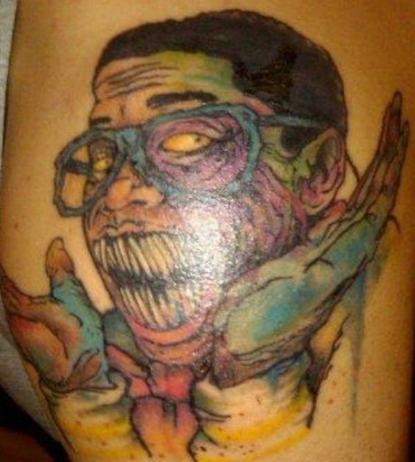 30 Worst Celebrity Tattoos - bestlifeonline.com