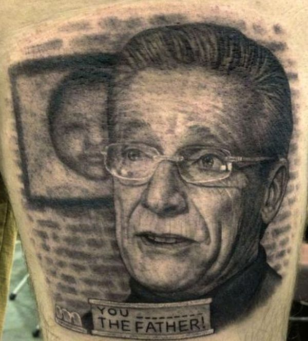 Celebrity Tattoos (34 pics)