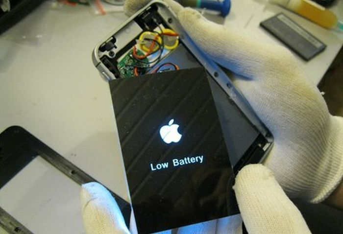 The Most Faked iPhone Ever (9 pics)