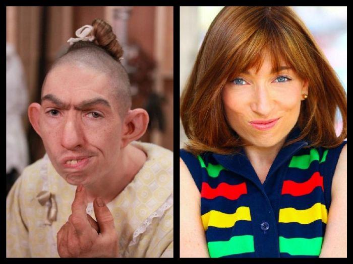 Pepper vs Naomi Grossman (5 pics)