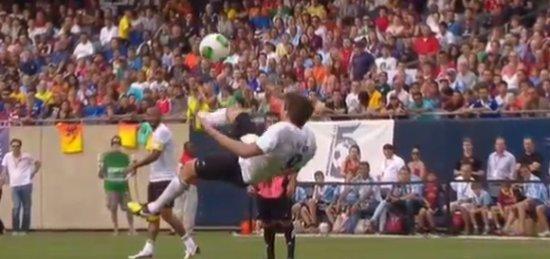 Greatest Soccer Goal WIN