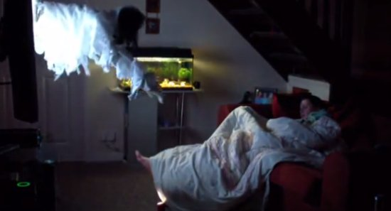 Horror Wake Up Prank