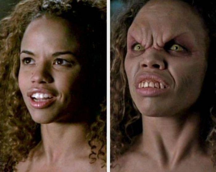 Horror Makeup (25 pics)