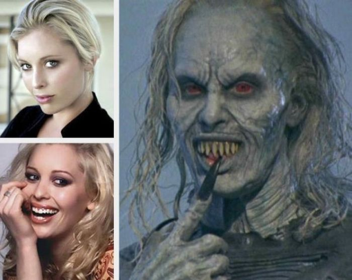 Horror Makeup (25 pics)