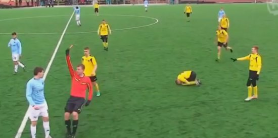 Painful Ball Hit Compilation