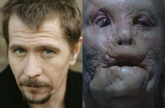Actors in Unrecognizable Roles (30 pics)