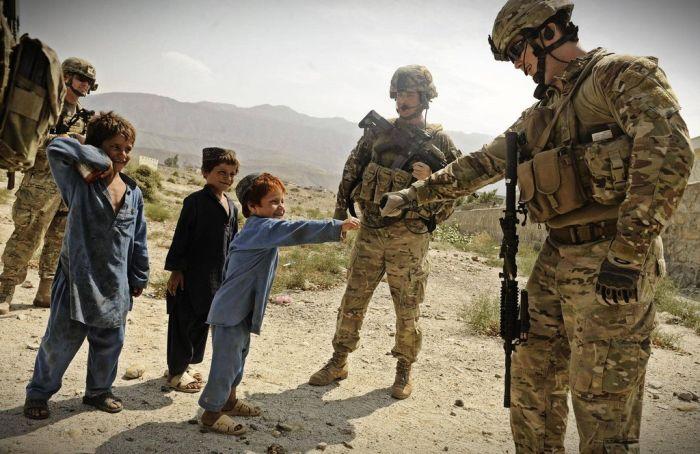 Дети Афганистана