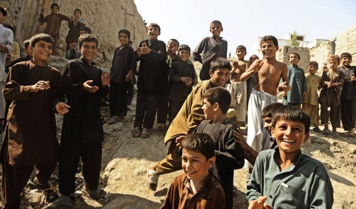 Afghan Kids (35 pics)