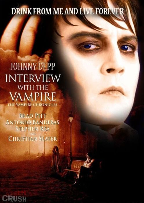 Other Johnny Depp Roles (8 pics)