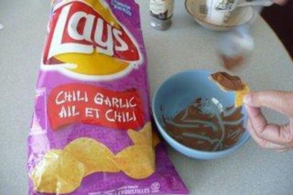 Very Odd Food Combinations (11 pics)