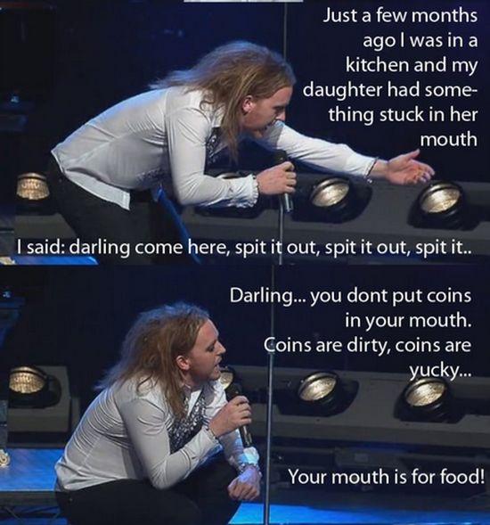 Dirty Joke of Tim Minchin (5 pics)