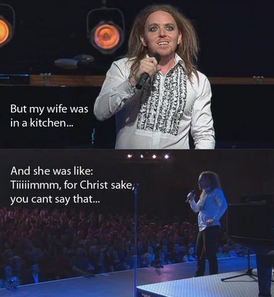 Dirty Joke of Tim Minchin (5 pics)