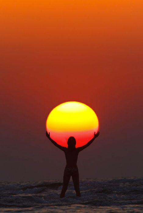 Beauty of the Sun (40 pics)