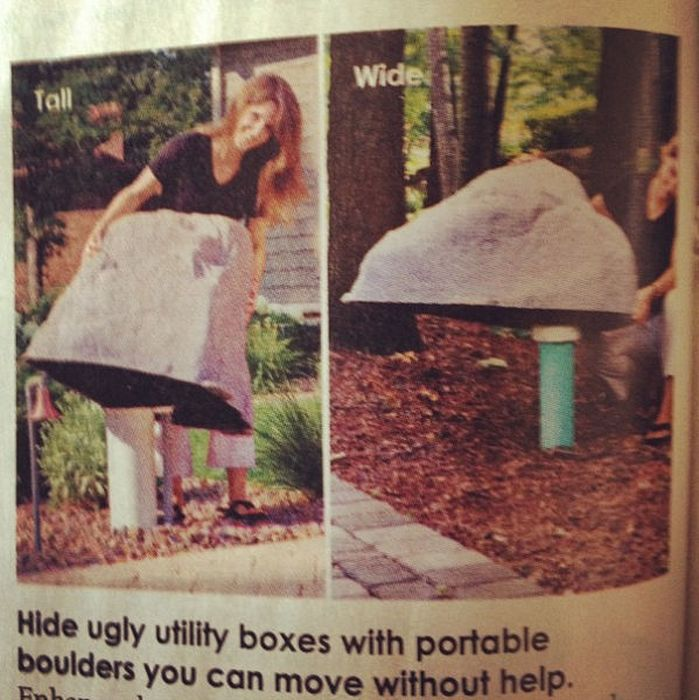 Crazy, Stupid and Insane Things You Can Buy in SkyMall (31 pics)