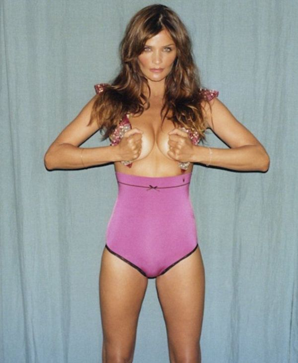Helena Christensen Is Hot (8 pics)