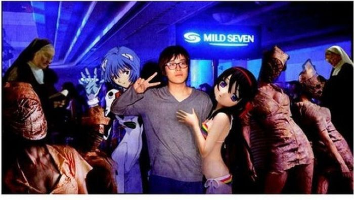 Korean Photoshop Requests and the Results. Part 3 (49 pics)
