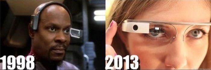 Star Trek Was Predicting The Future (5 pics)