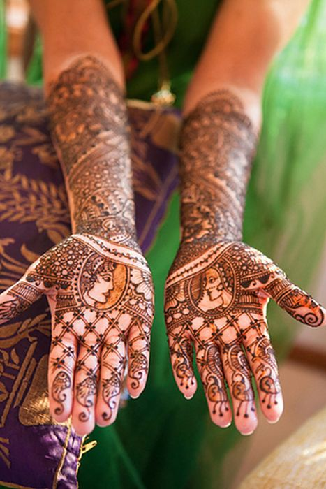 Beautiful Henna Tattoos (47 pics)